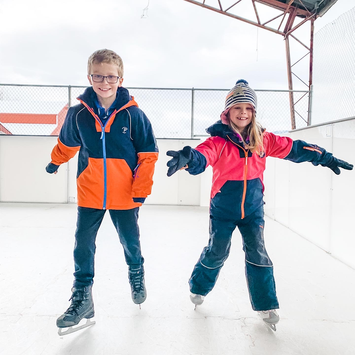 Polarn O. Pyret Kids Ski Gear review