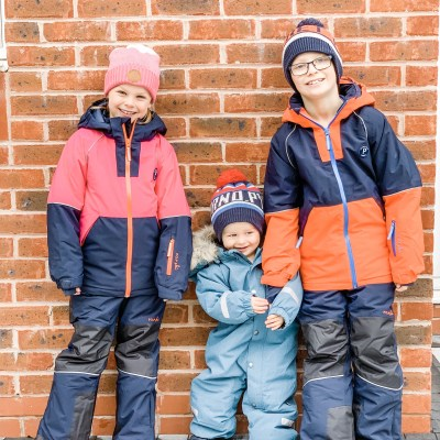 Polarn O. Pyret Kids Ski Gear