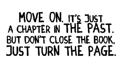 move on breakup