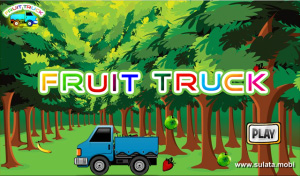 Fruit Truck PlayBook game