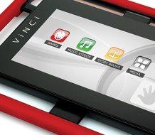 7-inch VINCI tablet PC for babies