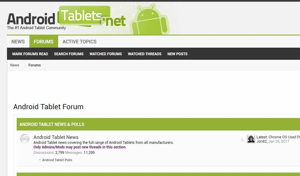 The Best Android Tablet Community & Resource Site - Let's