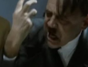 Funny hitler video reacting to HP Touchpad