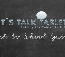 tablet computers and accessories back to school guide