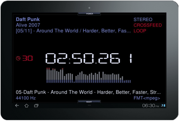 best Android music app Neutron Music Player