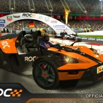 Race of Champions mobile tablet PC game screenshot