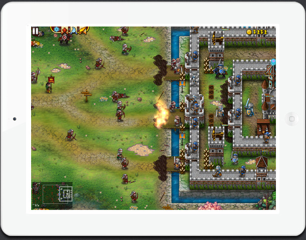 Fortress Under Siege new iPad game