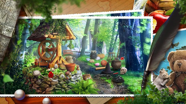 Hidden Objects Fairy Tale Android game