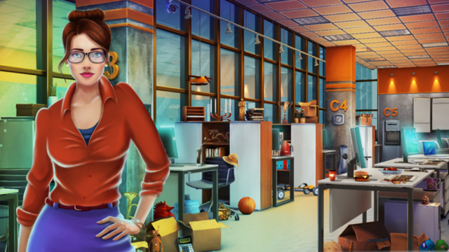 Hidden Objects Office Case game for Android