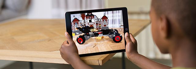 Augmented Reality ARKit for iOS 11 on iPad