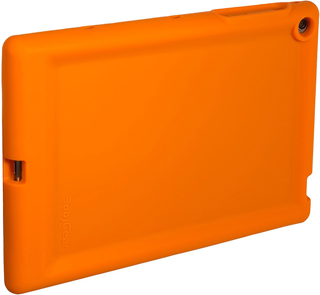 Bobj Rugged Cover Kid Friendly Case