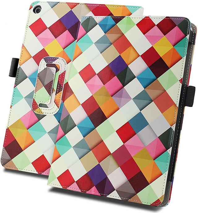Infiland Folio Premium Leather Smart Case