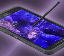 Rugged Samsung Galaxy Tab Active Two Tablet