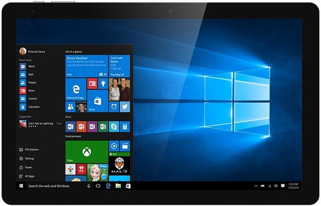 CHUWI Hi10 Pro 2 in 1 Ultrabook Tablet PC