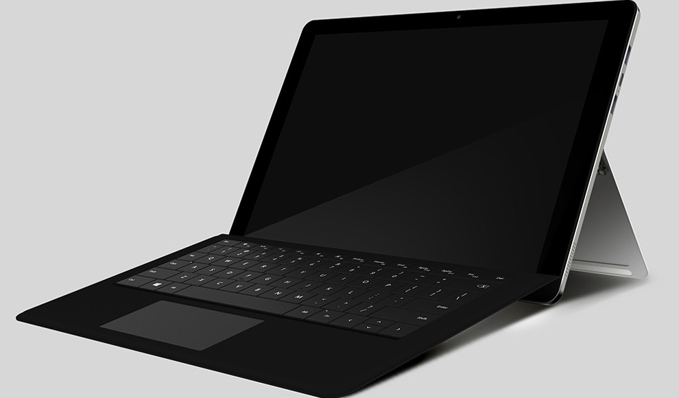 Chuwi SurBook budget 2-in-1 tablet PC