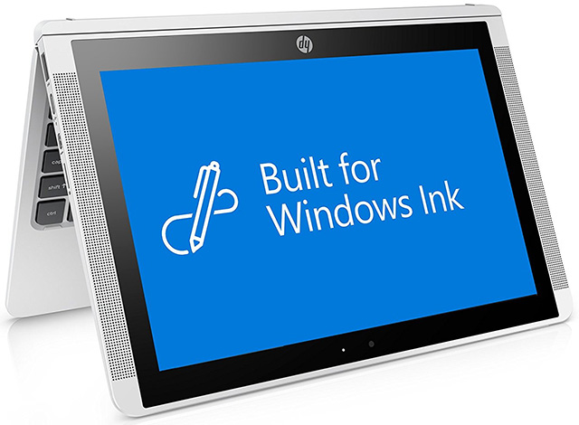HP x2 10-inch 2-in-1 Detachable Laptop and Tablet PC