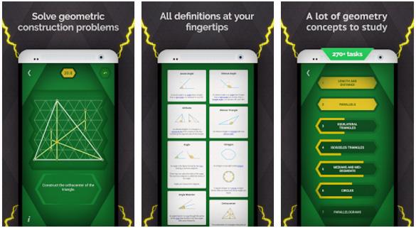Pythagorea 60 degrees Android app