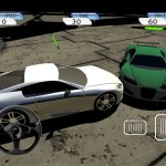 Crazy Stunt Car Destruction Derby iPad game screenshot 3