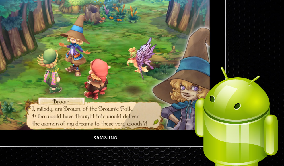 Egglia Legend of the Redcap Android game