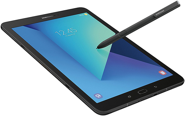 Samsung Galaxy Tab S3 with S Pen Stylus