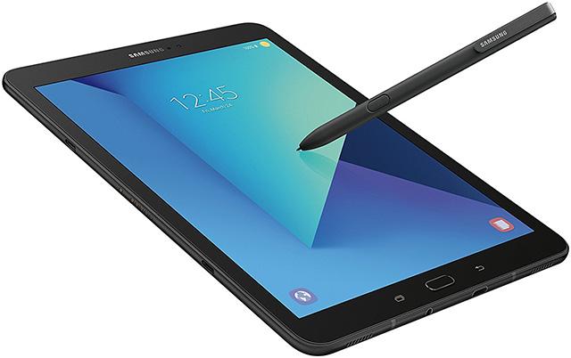 Samsung Galaxy Tab S3 with S Pen Stylus