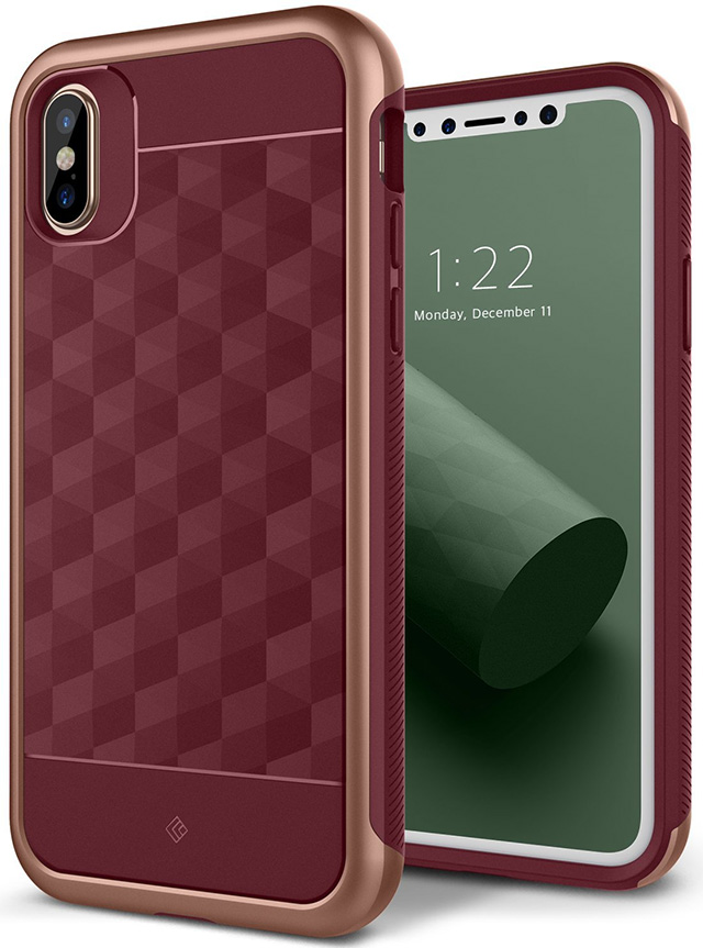 Caseology Parallax Series Dual Layer iPhone X Case