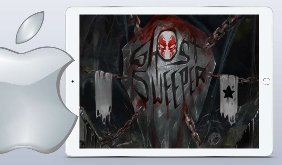 Ghostsweeper Haunted Halloween iOS game