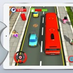 Angry Bus Driver iOS game