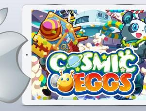 Cosmic Eggs free iOS game
