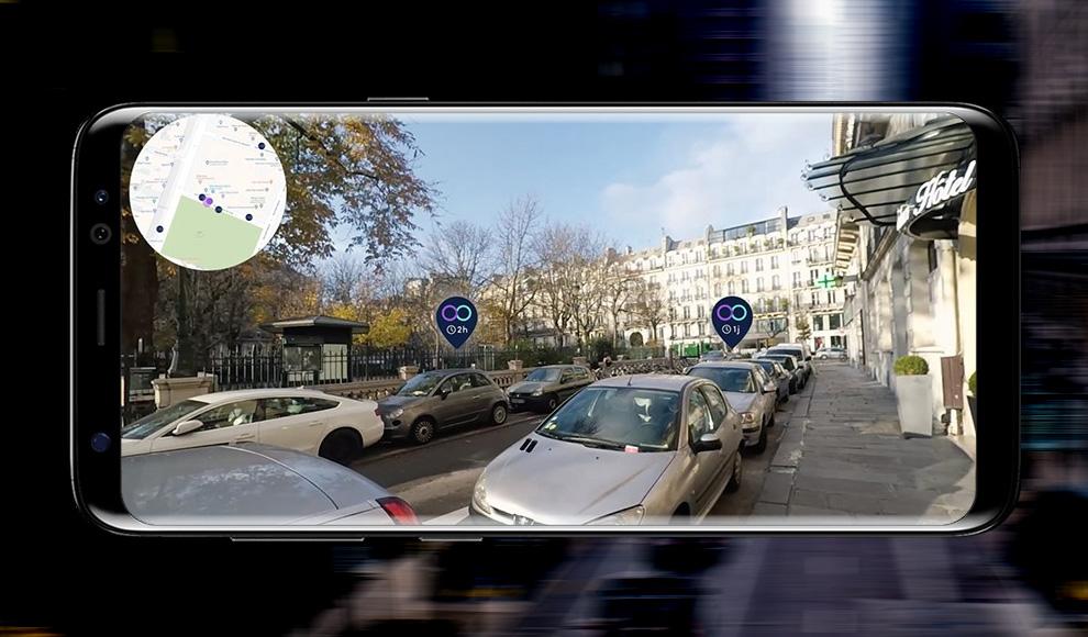 Koolicar Car Sharing AR Mobile App