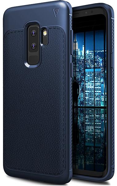KuGi SS Scratch Resistant Galaxy S9 Plus Case