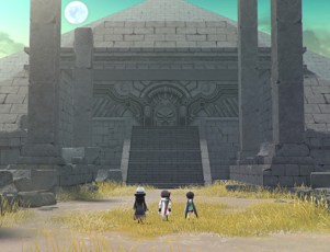 Lost Sphear Nintendo Switch RPG game