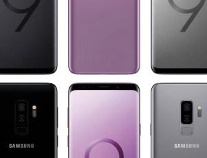 Samsung Galaxy S9 leaks