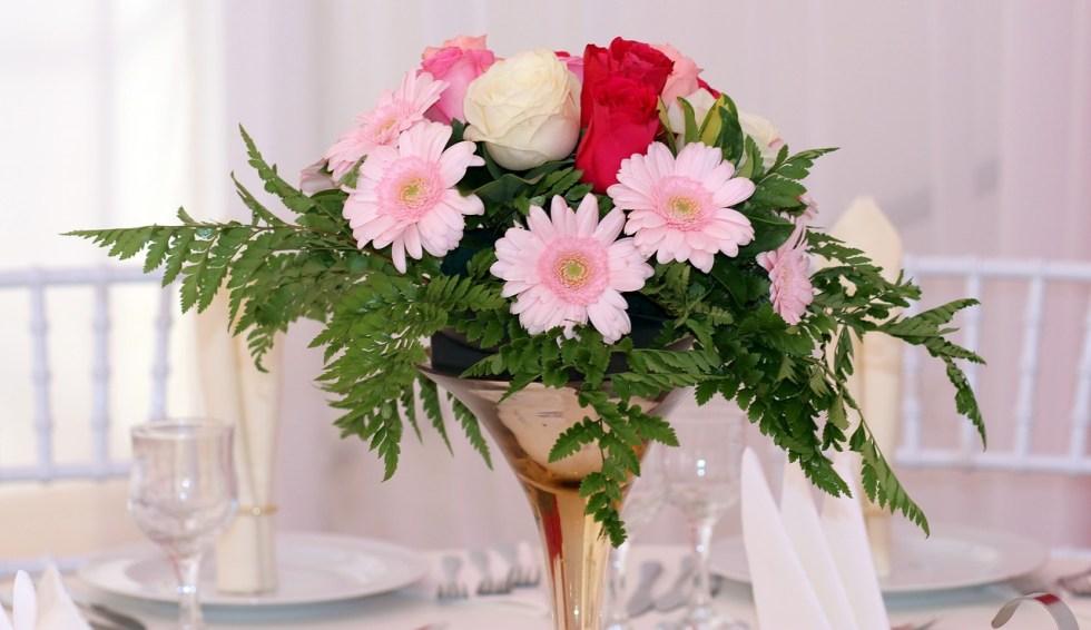 Zamiast kwiatów na ślub