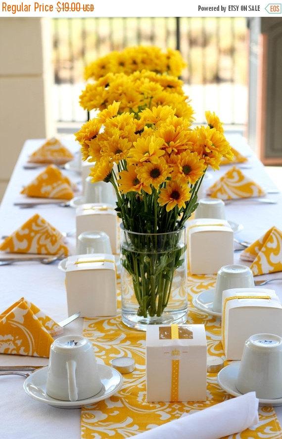dekoracje Buttercup