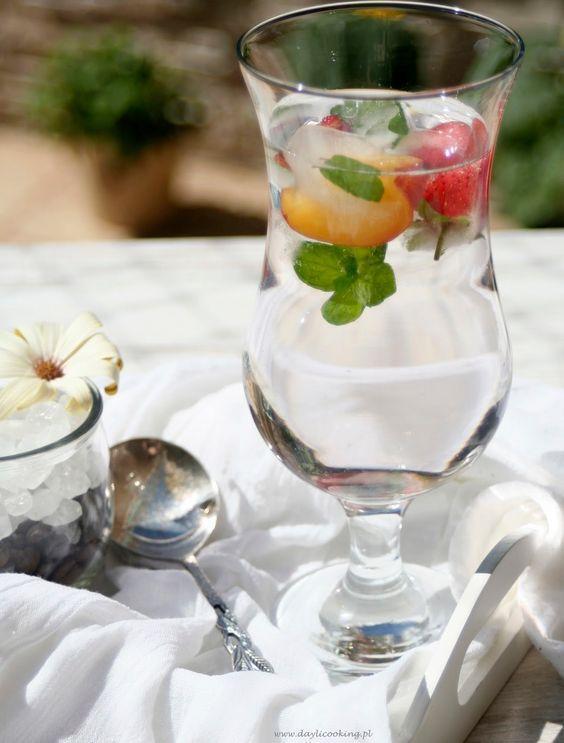 Woda mineralna na wesele