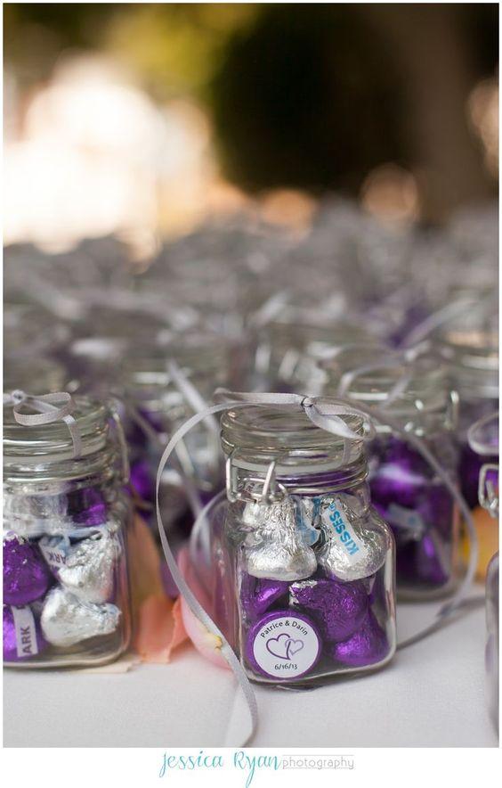 cukierki słodkie prezenty dla gości