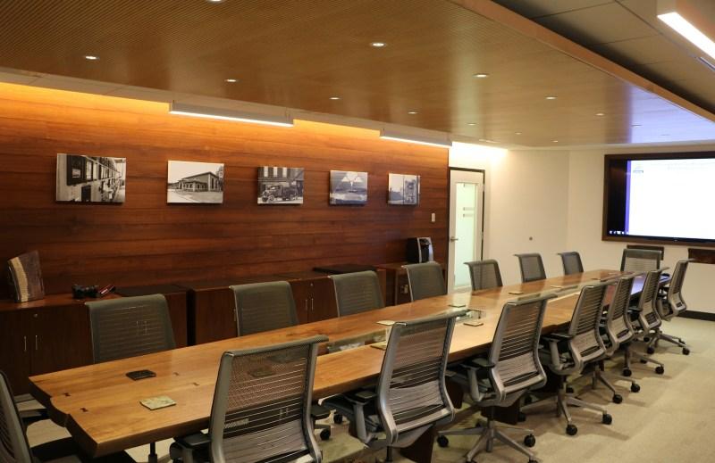 Boardroom Renovation Complete