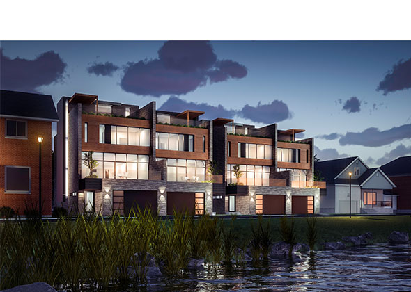 crescent street townhomes