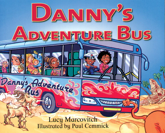 Danny's Adventure Bus
