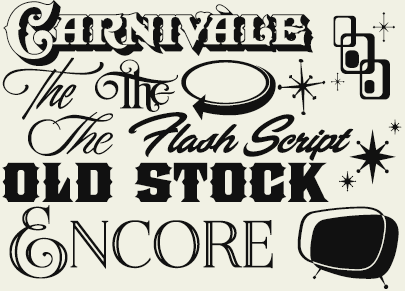Old Style Decorative Fonts | Decoration For Home