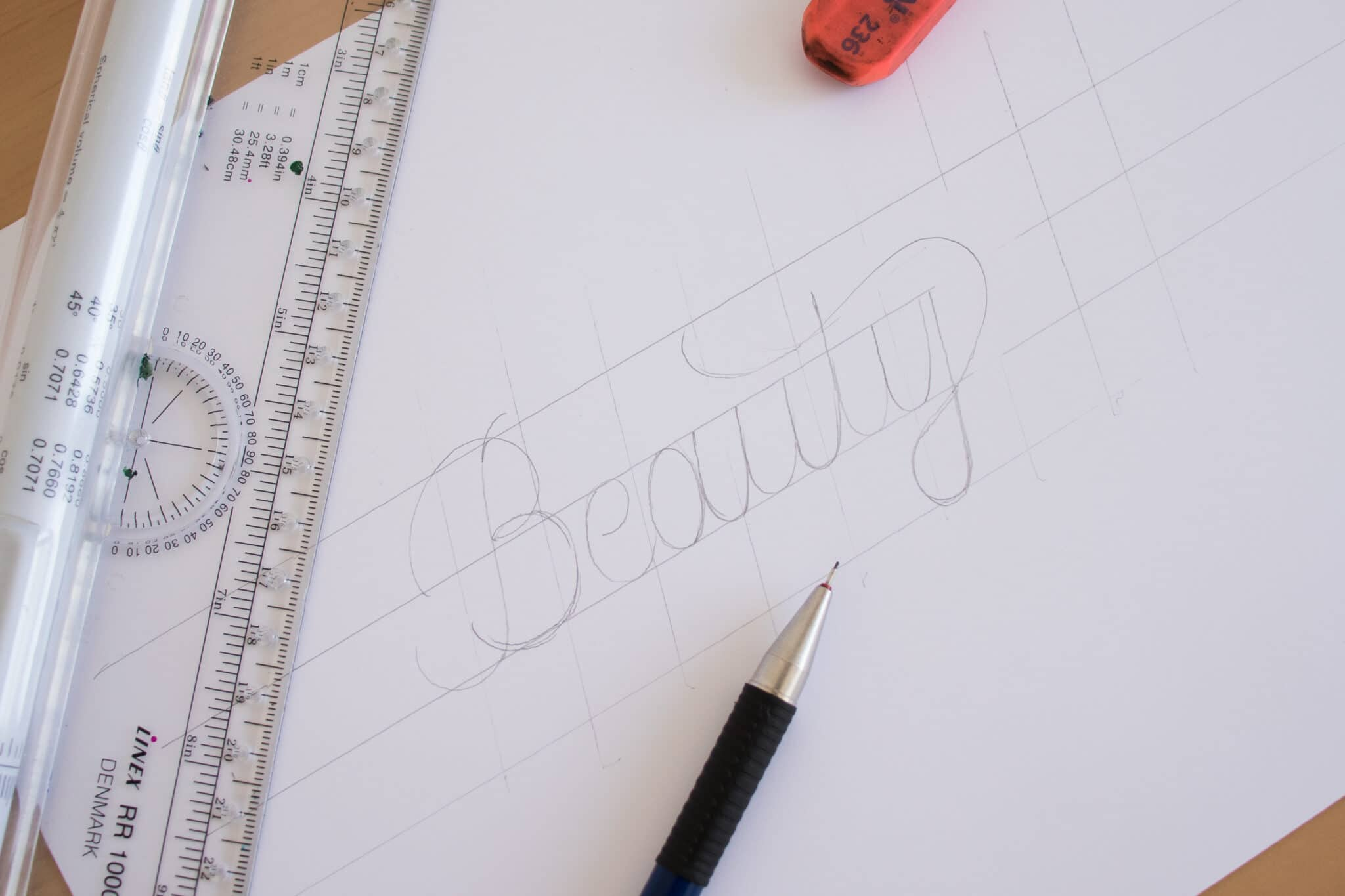 How To Do Faux Calligraphy Free Worksheets