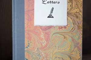 """""""Letters"""" book by Michael Coughlin"""