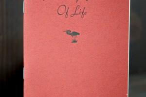 The Strange Twists Of Life pamphlet