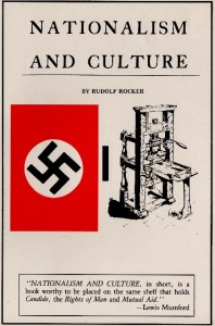 Nationalism and Culture dust jacket