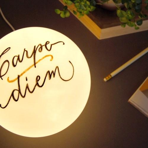 Luminaire: Lampe pour salon/living | Idée déco design | Idée cadeau couple | Marika Salerno