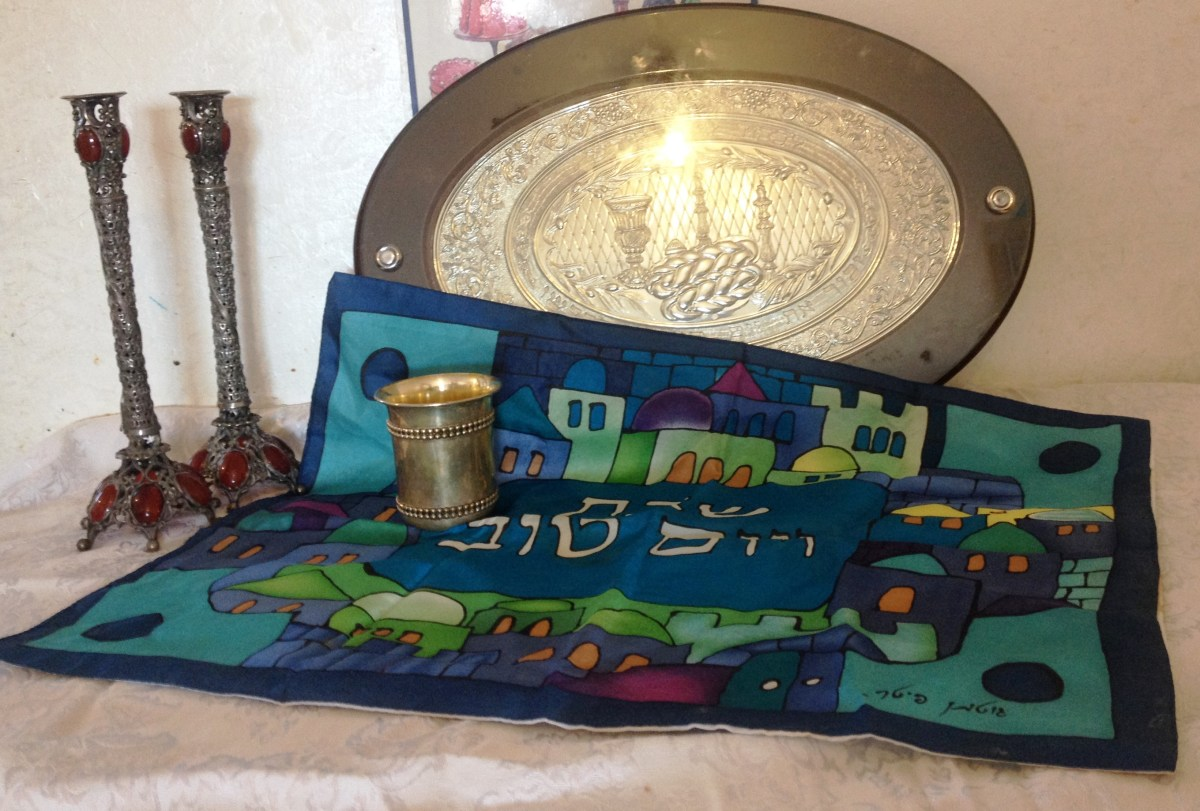 Shabbat: A Sacred Space in Time
