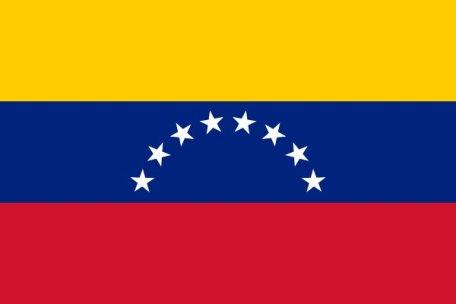 Yeah, um, no, guys. That would be the Venezuelan flag.