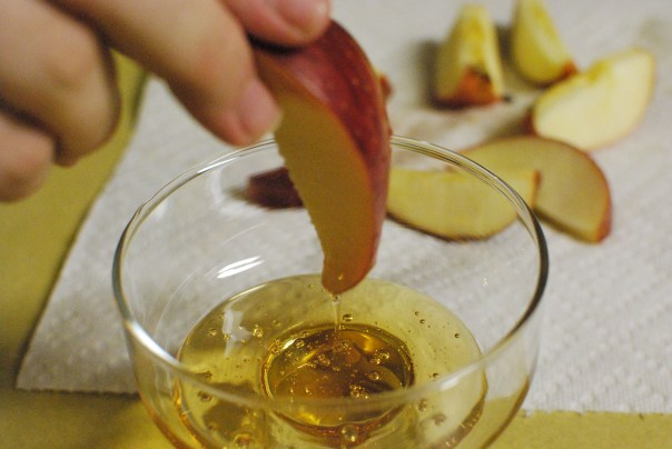 """Apples and Honey"" by slgckgc [CC BY 2.0]"