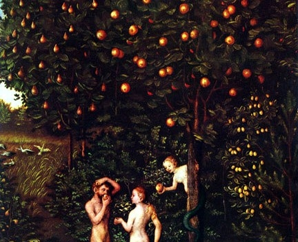 human nature in the story of adam and eve She was eve, the first woman what happened then eve explored  is this a hint that adam and eve are not yet 'human' in the way we  what is the story of eve .